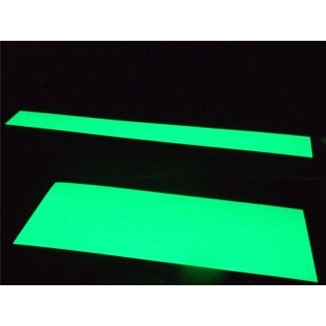 Realglow Photoluminescent Aluminum Sheet RGA-M