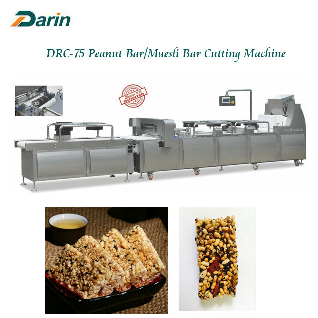Muesli bar machine
