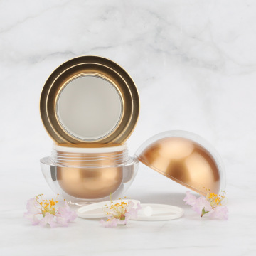 creative packaging 20g+50g cosmetic jar