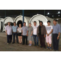 environmentally friendly waste tire pyrolysis machinery