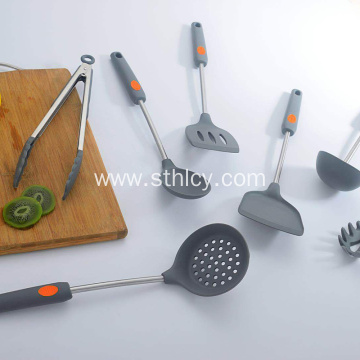 304 High Temperature Resistance Stainless Steel Spatula