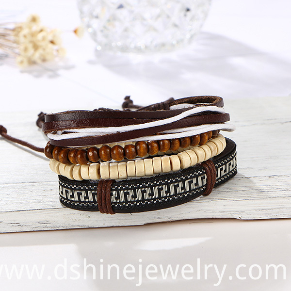 Customized Leather Bracelets