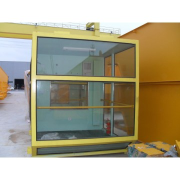 Crane Cabin with air-conditioner