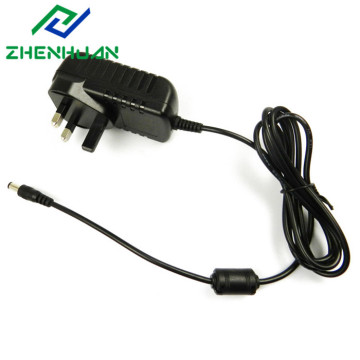 24V 1000mA 24W AC DC power supplies adaptor
