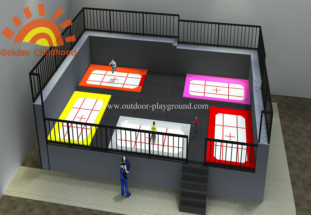 Olympic Profession Trampoline Park