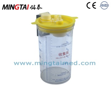 Collection bottle 1.8 L (suction bottle)