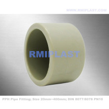 PPH Pipe Fitting End Cap DIN 8077