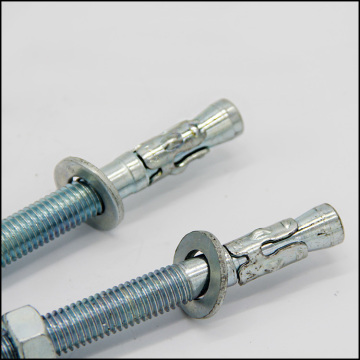 Metric screw chemical type expansion anchor bolts