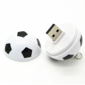 Clé USB de football en plastique