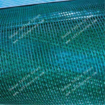 Self-cleaning Polyurethane coated steel Screen