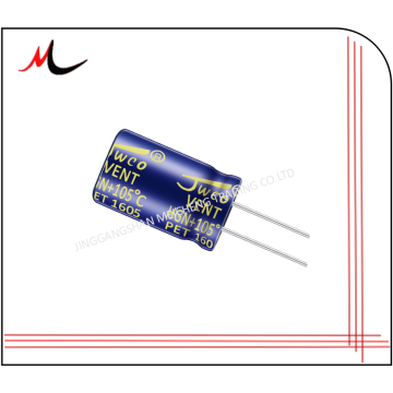 Price list of capacitors 4700UF 50v 22*40mm 105C