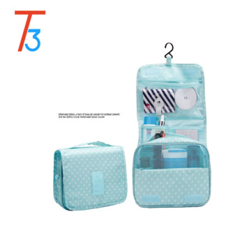 Hot sell 2016 ladies travel cosmetic bag makeup organizer bag
