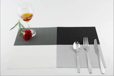 Eat mat, decorative cushion
