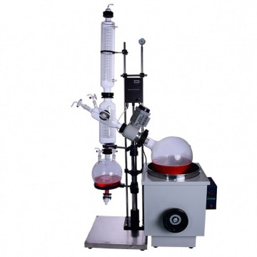 lab low temperature rotary evaporator 10l