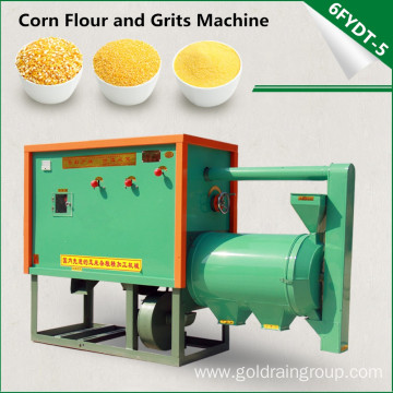 Small Maize Milling Machine