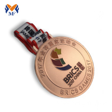 High Quality Industrial Factory for Medals Custom Medal Different color sports medals wholesale factory export to Azerbaijan Wholesale