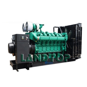 Perkins Series Diesel Generator Open Type