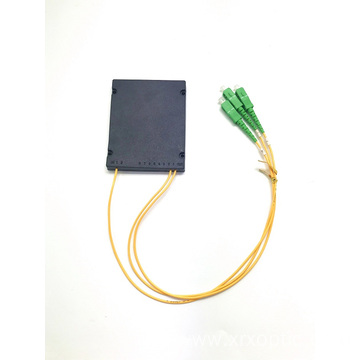 PLC 1*2 ABS BOX splitter SC APC connector