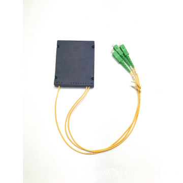 Short Lead Time for China PLC Box Splitter,Optical Cord Splitter,ABS Splitter Manufacturer and Supplier PLC 1*2 ABS BOX splitter SC APC connector supply to Bhutan Wholesale