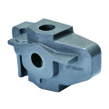 Hydraulic pump--motor back cover