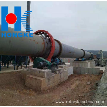 Rotary Kiln for Calcining Magnesium Oxide Uses