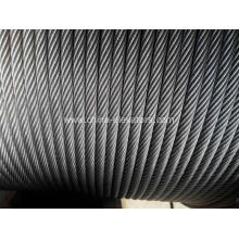 Elevator Traction Steel Wire Rope 8/10/12/13/16mm