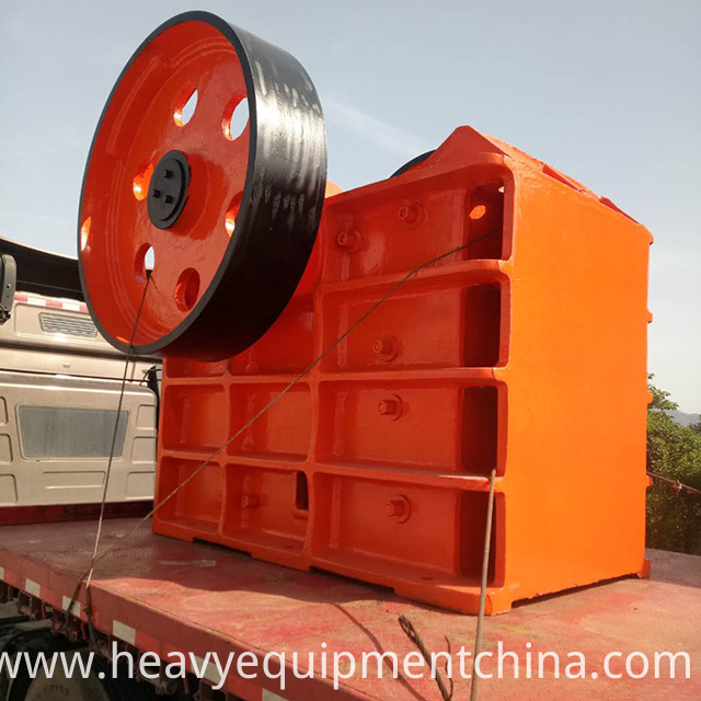Lime Stone Crushing Machine