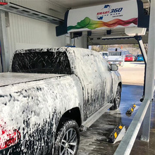Lei bao 360 automatic touch free car wash