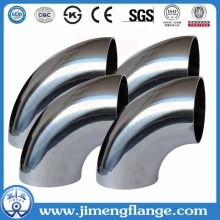 ASME Long Radius Stainless steel Seamless elbow