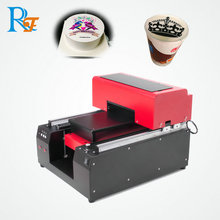 coffee shop with cake printer