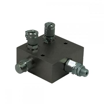 Terex hydraulic manifold blocks