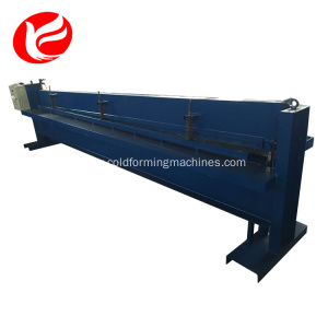 Factory price for manual sheet metal shearing machine