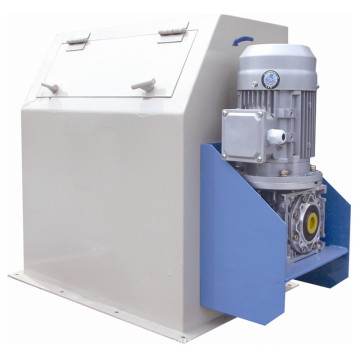 magnetic separator for seed grain