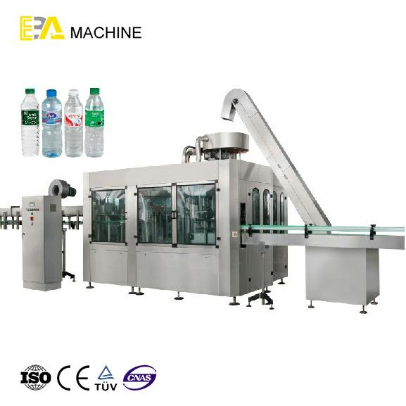 Bottled Water Filling Manufacturing Machine Equipment Prices