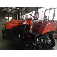 Farm Crawler Tractor 80HP Used in Agriculture