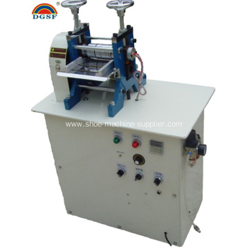 Factory directly sale for Leather Belt Making Machine,Leather Belt Cutting Machine,Leather Sewing Machine Manufacturers and Suppliers in China Belt Embossing Machine  YF-16 supply to Germany Supplier