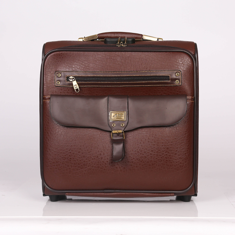 Gorgeous PU luggage bags