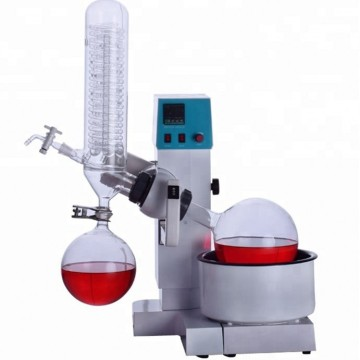 Automatic lifted digital display rotary evaporator 2l
