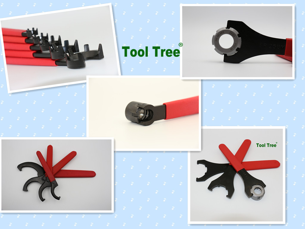 ALL kinds of ER NUT wrench 1, Material: 40Cr