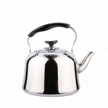 Lightweight Stainless Steel Stove Top Blowing Kettle