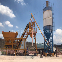 Portable Concrete Cement Mixing Plant In Malaysia