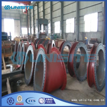 China Factory for China Pressed Bend With Flanges,Bend Fitting With Flanges Supplier Custom pressed bend pipes export to Lithuania Factory