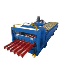 China New Product for Glazed Tile Roll Forming Machine,Antique Glazed Tile Roll Forming Machine,Automatic Glazed Tile Roll Forming Machine Manufacturers and Suppliers in China Automatic Glazed Tile Roll Forming Machine supply to Somalia Importers