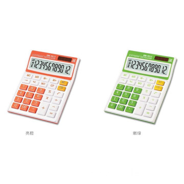 12 Digit Dual Power Desktop Calculator