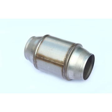 Round Stainless Steel Catalytic Converter