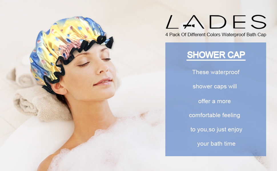 women shower cap