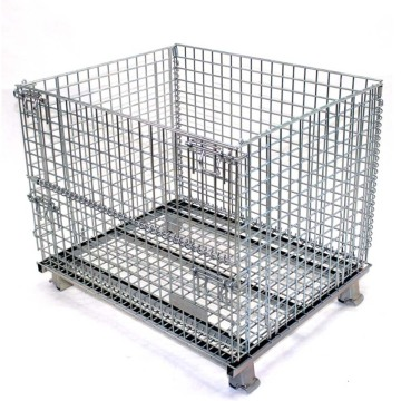 High Strength Welded Industrial Wire Containers