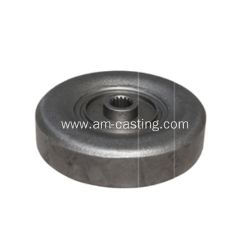 Iron Cast Agriculture machinery parts