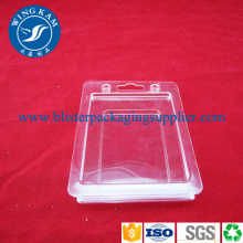 China for China Customized Wholesale PVC Clamshell Packaging supplier Clear PVC Clamshell Vacuum Forming supply to Congo Supplier