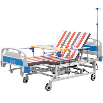 Muti-function Body-turu Nuesing Bed For Home Nursing Centers, Hospital
